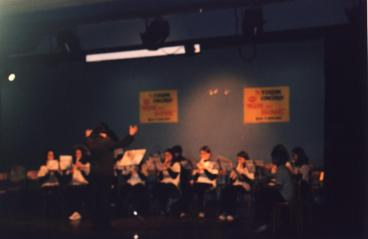 03 conc. SIEM fascia di bronzo gruppo Musicando insieme