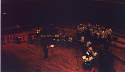 Audit Parco della musica aprile 03 Gruppo Musicando Insieme