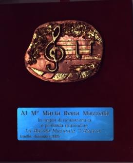 Riconoscimento Banda F.Bajardi Mazzola-thumb