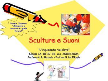 Sculture e Suoni 04