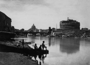 castel-st-angelo-1868-roma