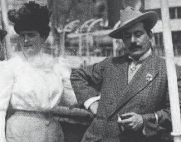 Giacomo-Puccini-Elvira-Bonturi