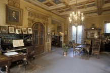House-museum of Giacomo Puccini, Torre del Lago Puccini, Tuscany, Italy