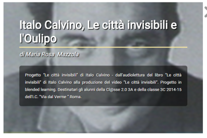 Calvino Lezione con Rai Educational